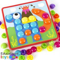 Button Idea Color Matching Game
