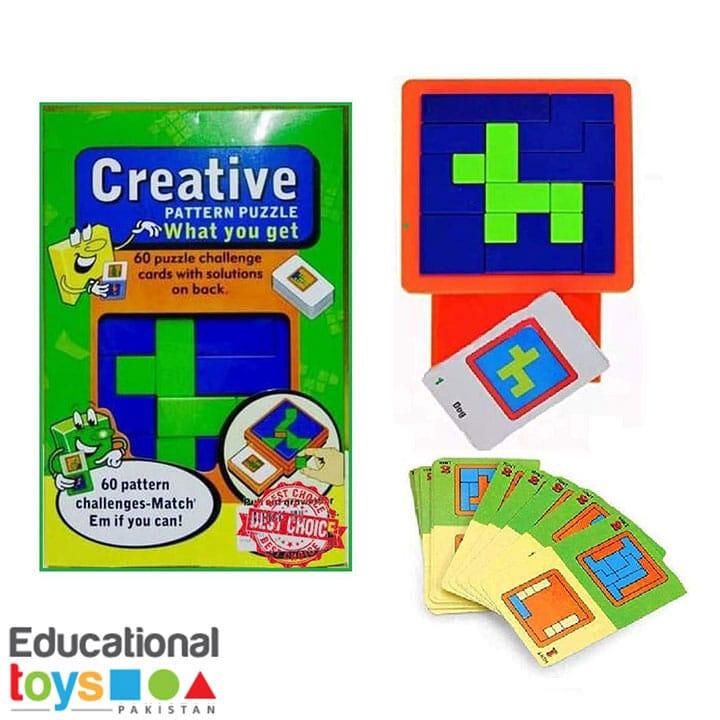 Creative Pattern Puzzle