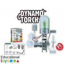DIY Science Kit - Dynamo Torch
