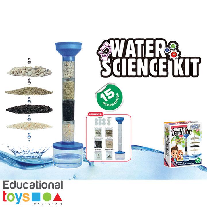 DIY Science Kit – Water Science Kit