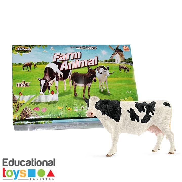 Big Farm Animals (12 in a box)