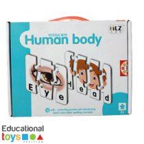 Human body Match it Puzzle