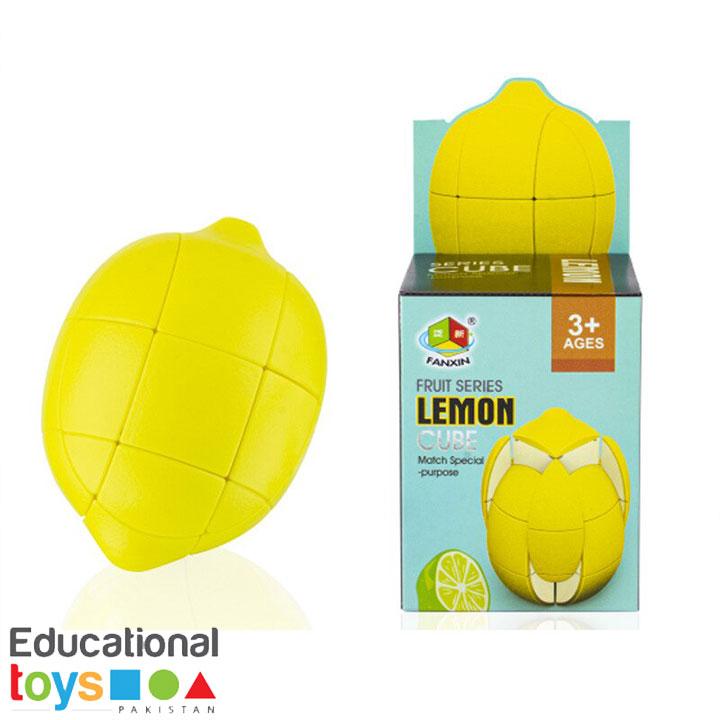 Lemon Cube Puzzle