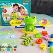 Libra Frog Intelligent Balancing Game