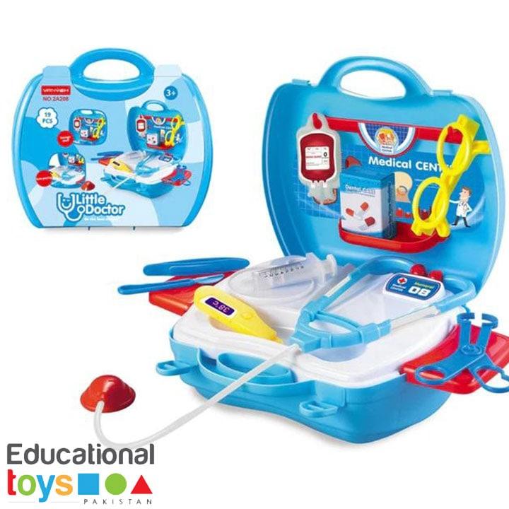 Little Doctor Briefcase Medical Kit