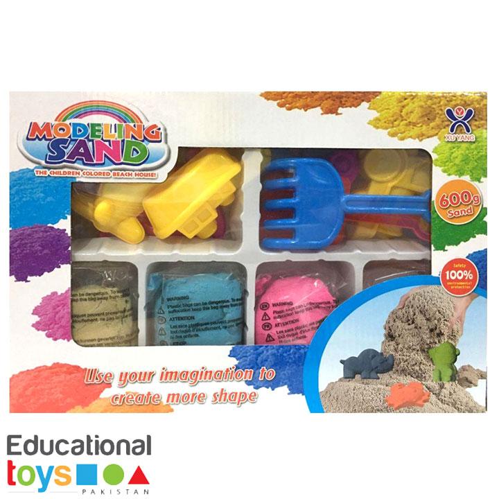 Modeling Sand (600 grams)