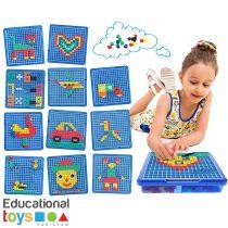 Creative Mosaic Pattern Puzzle