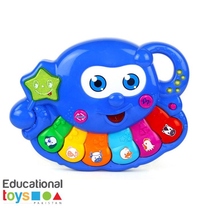 Octopus Piano