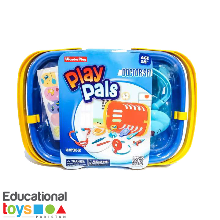 Play Pals Doctor Set