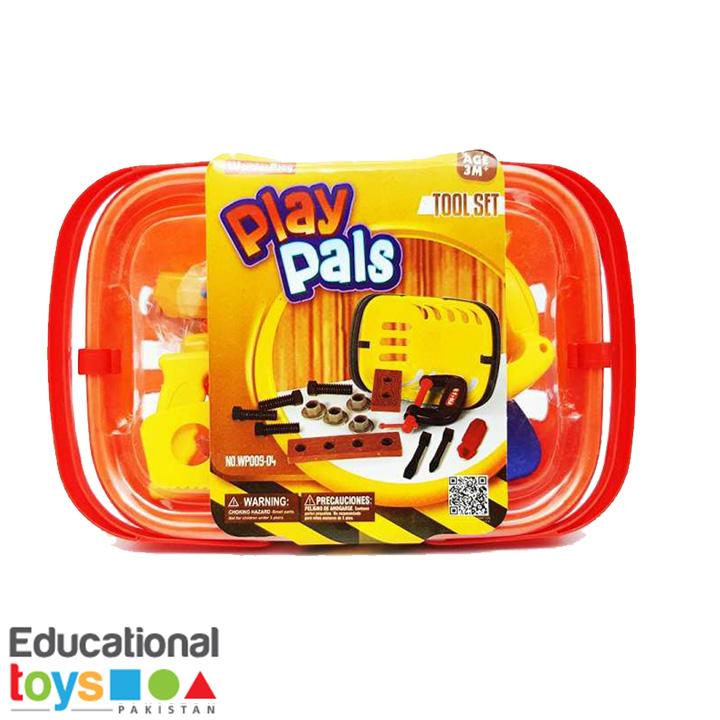 Play Pals Tool Set