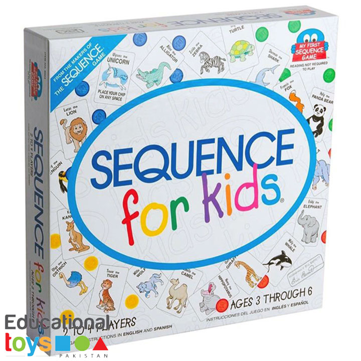 Sequence for Kids (No Reading Required)
