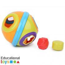 Shake and Sort - Shape Sorter Ball