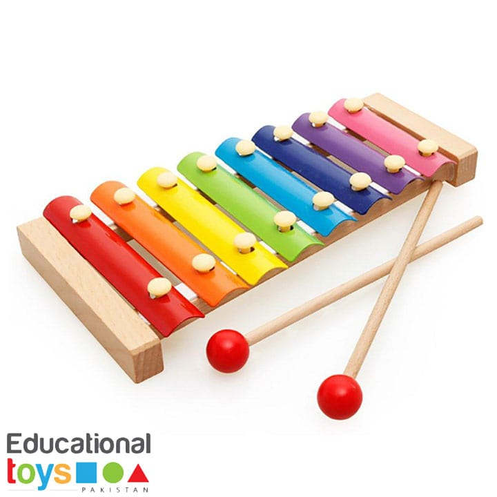 Wooden Xylophone – Musical Toy