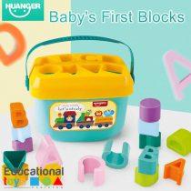 Baby's First Blocks Shape Sorter