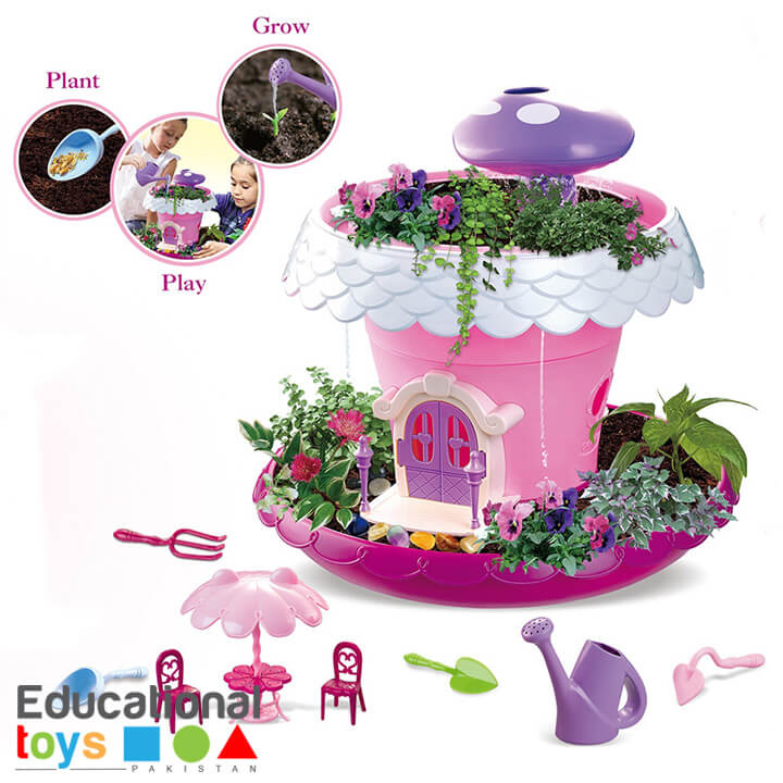 Magical Cottage – Grow Your Own Happy Garden DIY Kit