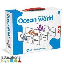 Ocean World Match IT Puzzle