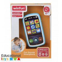 WinFun Fun Sounds SmartPhone
