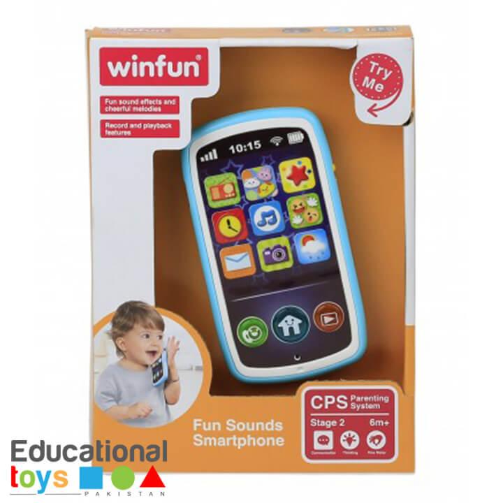 WinFun – Fun Sounds Smartphone