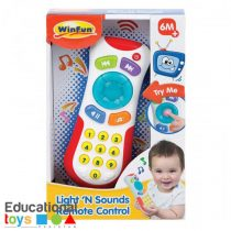 WinFun Light and Sound Remote Control