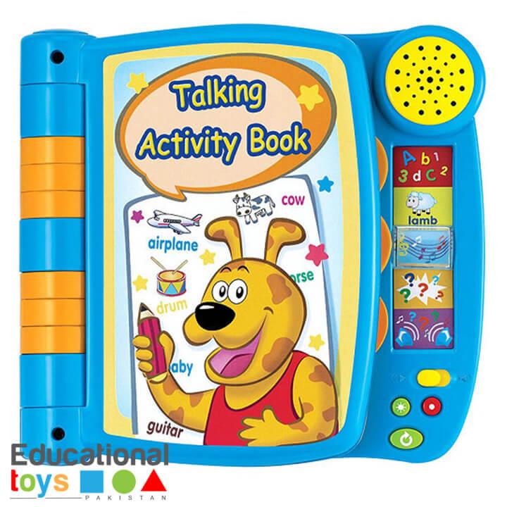 Winfun – Talking Activity Book