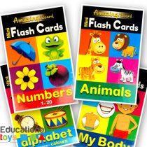 Amazing Board Mini Flash Cards