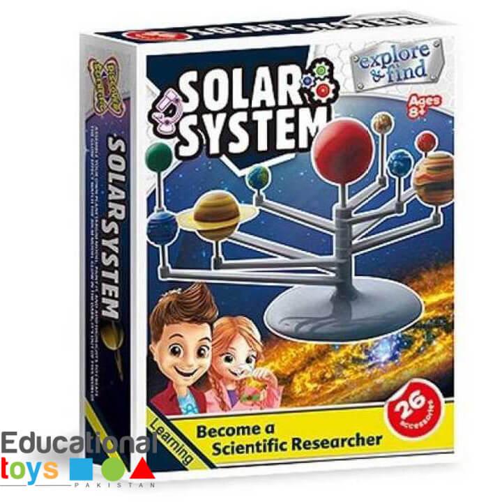 DIY Science Kit – Solar System
