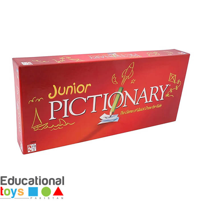 Junior Pictionary Board Game