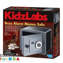 4m Kidzlab Buzz Alarm Money Safe