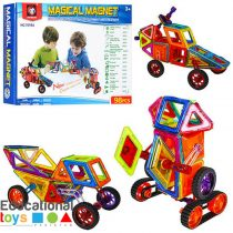 Magical Magnetic Tiles