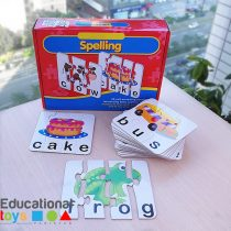 Match it Spelling Puzzle Game