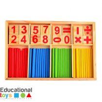 Math Intelligence Sticks