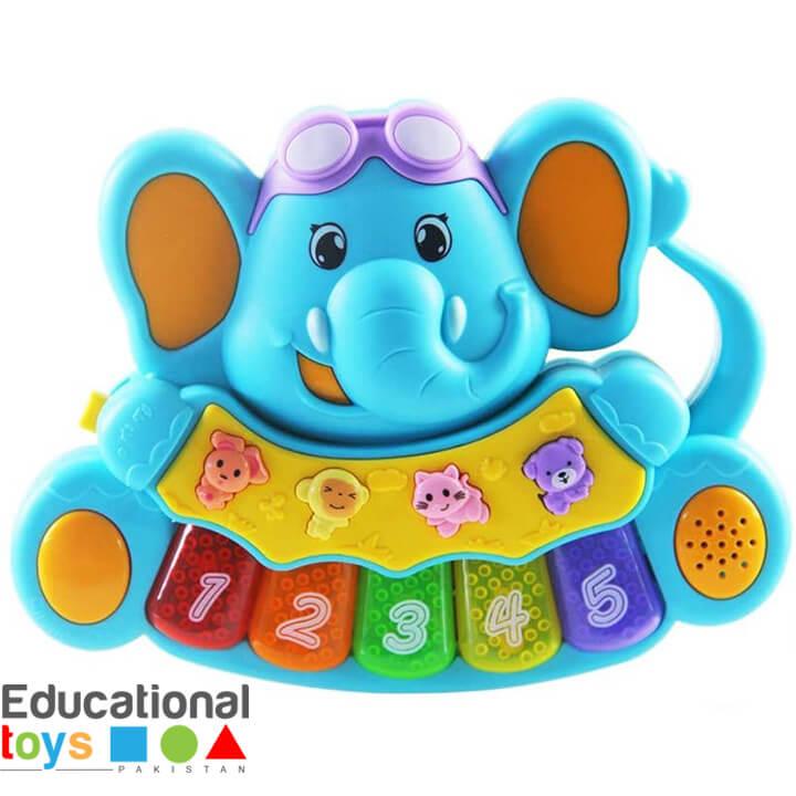 Animal Piano – Elephant (Small)