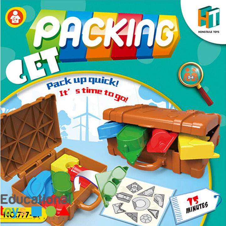 Get Packing – Multi Player Puzzle Game