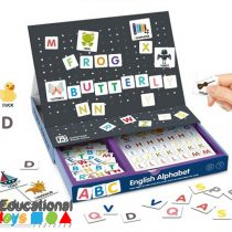 Magnetic Easel English Alphabet and Letter