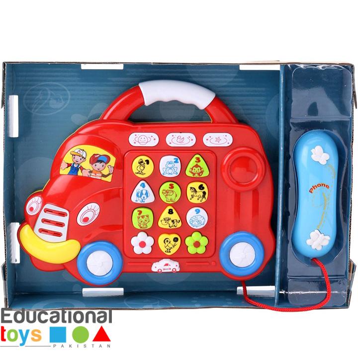 music-car-phone-set