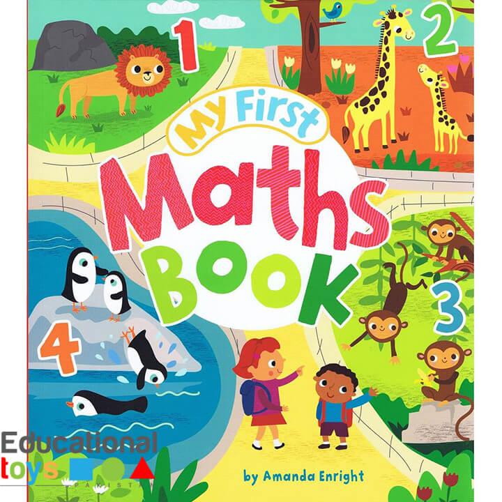 My First Maths Book (Activity Book)