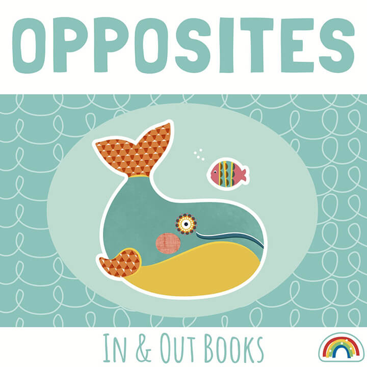Opposites – In and Out Board Book