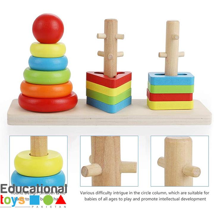 rainbow-three-column-tower-wooden-3