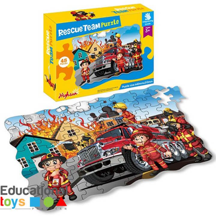 rescue-team-jigsaw-puzzle-45-piece