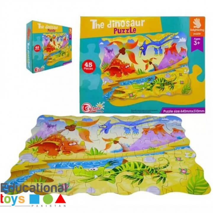 the-dinosaur-jigsaw-puzzle-45-piece