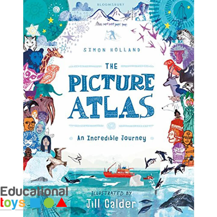 The Picture Atlas (Hardcover)