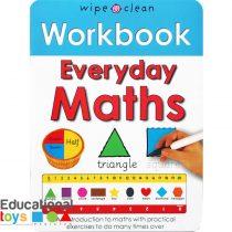 Everyday Maths Wipe Clean Workbook