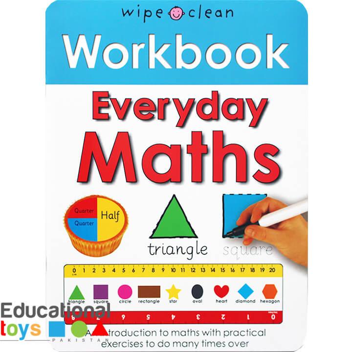 Everyday Maths (Wipe Clean Workbook)