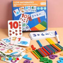 I Love Mathematics - Learning Kit