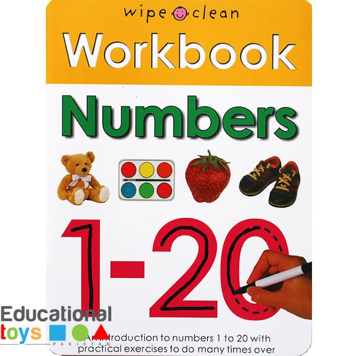 Numbers (Wipe Clean Workbook)