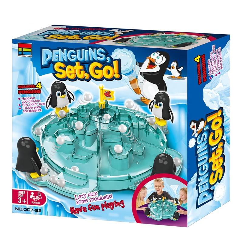 Penguins, Set, Go!