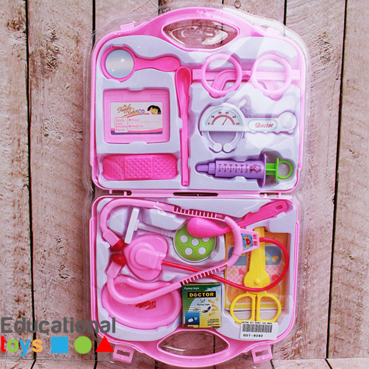doctor-set-briefcase-pink