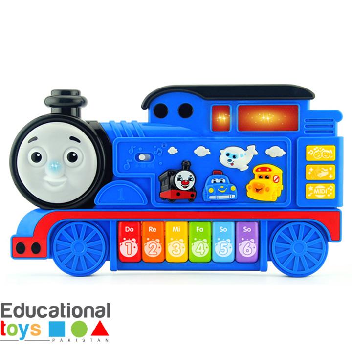 Musical Train Piano