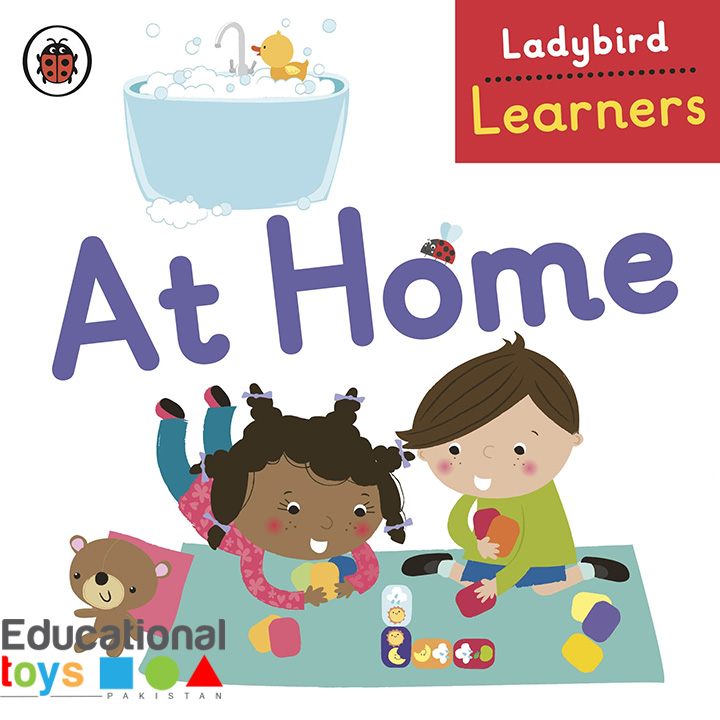 At Home: Ladybird Learners