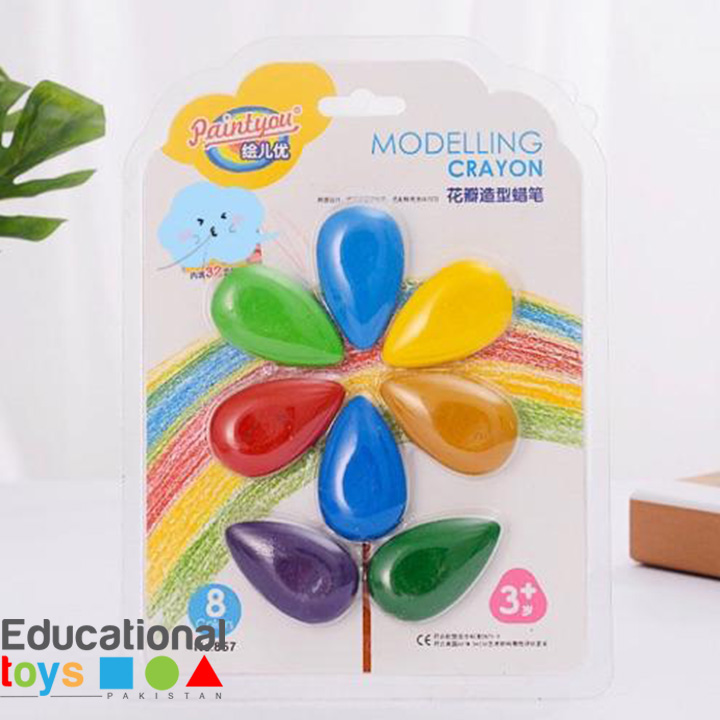 Finger Crayons for Toddlers